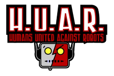 HUAR - Humans United Against Robots